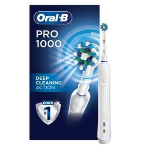 Oral-B Pro 1000-Best value electric toothbrush