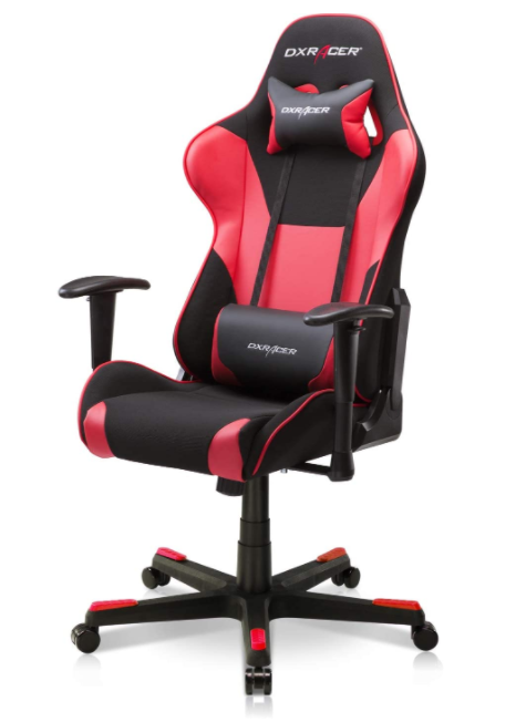 DXRacer Formula- Most Comfortable Gaming Chair