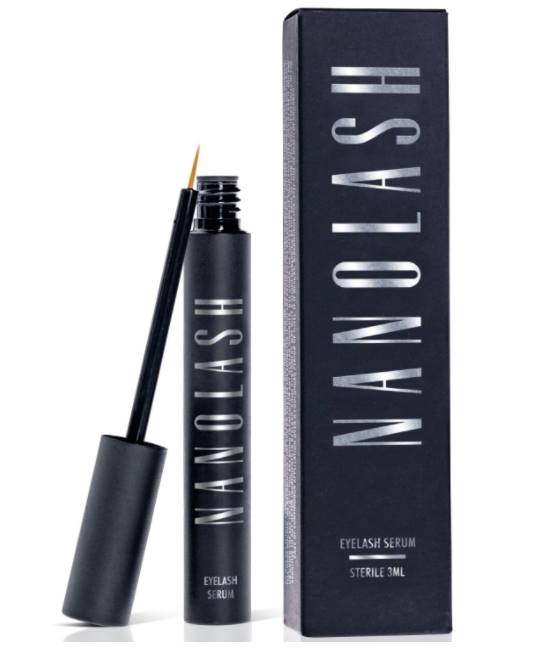 Nanolash- Best Eyelash Serum for Lashes