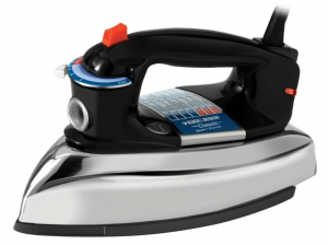 Black and Decker-classic steam iron
