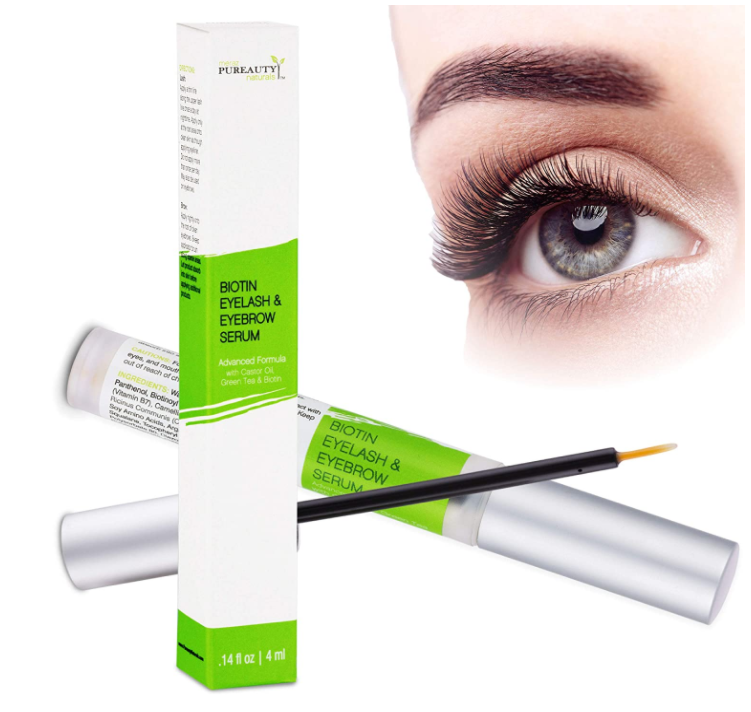 Biotin Eyelash and Eyebrow Serum for Lash