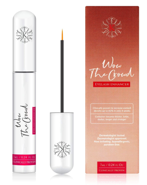 Wow the Crowd- Eyelash Regrowth Serum