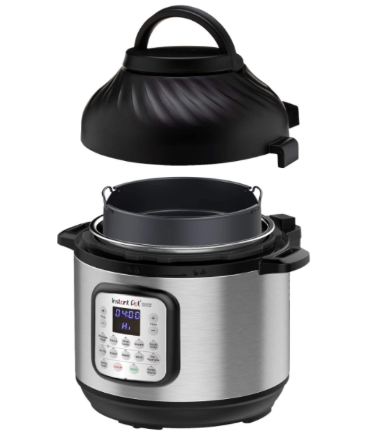 Instant Pot Duo Crisp and Pressure Cooker