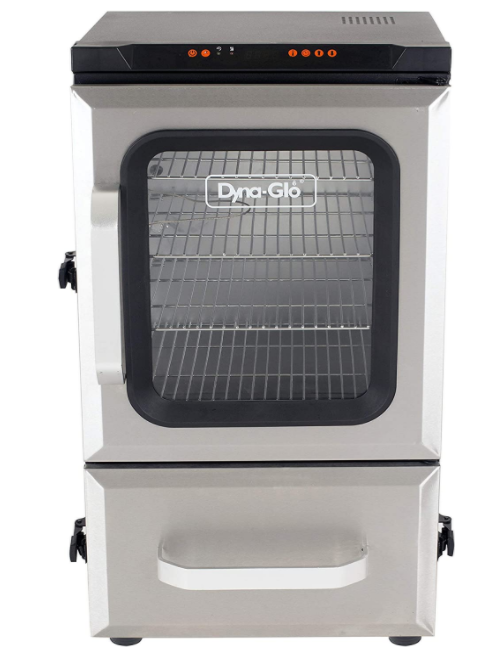 Dyna-Glo- Best Type of Smoker for Beginners