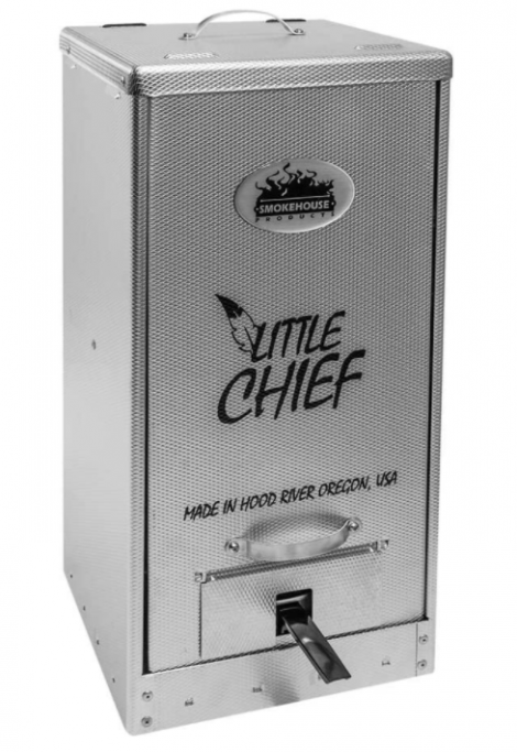 Little Chef- Easiest Smoker to Use