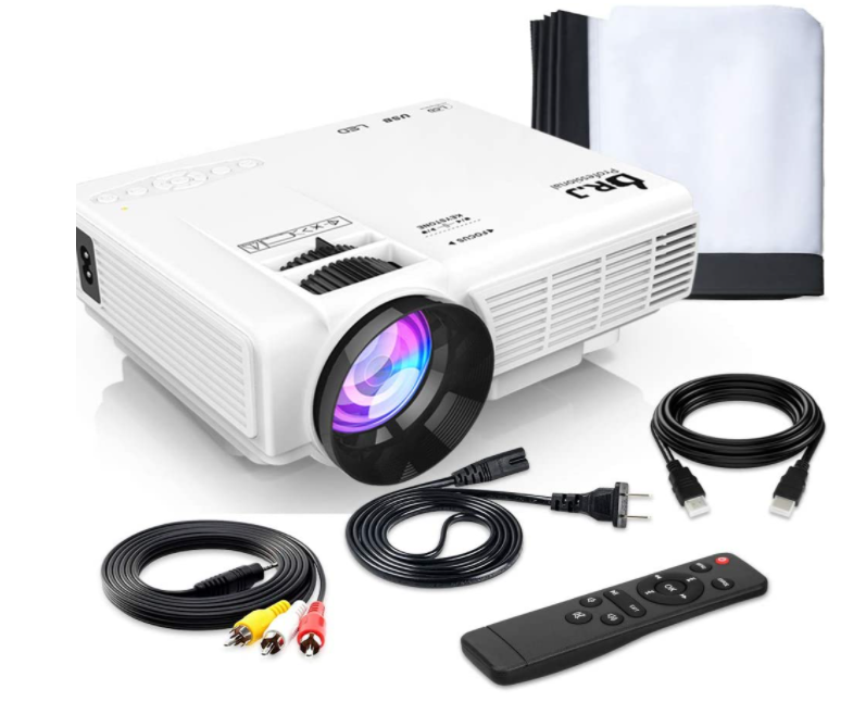 DR. J Professional HI-04- best projector under 150