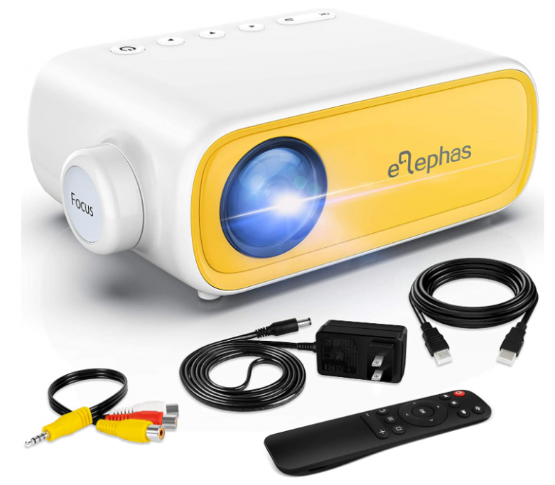 ELEPHAS- good inexpensive projector