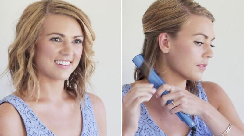 Steps to follow before using the hair dryer